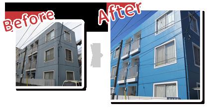 群馬,外壁塗装,住宅,マンション,アパート,店舗,リフォーム